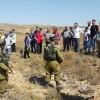 Siyonist İsrail Güçleri Doğu Kudüs'teki Hristiyan Filistinlilere Saldırdı