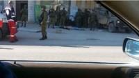 İki İşgalci Asker Yaralandı, Eylemci İki Genç Şehit Edildi