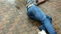 Askalan Kentinde Bu Sabah Bir İsrail Askeri Bıçaklandı