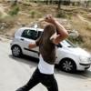 Nablus'un Güneyinde Filistinli Gençlerin Taşladığı İki Siyonist Yaralandı