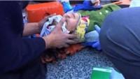 Kudüs'te Yahudi Yerleşimci Kadın Sürücünün Çarptığı Küçük Kız Yaralandı