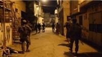 İşgalci Askerlerin Düzenlediği Baskında İki Filistinli Genç Yaralandı