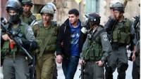 Siyonist İsrail Güçleri Son 10 Günde Kudüs ve Çevresinde 150 Filistinliyi Gözaltına Aldı