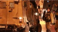İşgal Güçleri Batı Yaka'da 16 Filistinliyi Tutukladı
