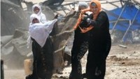 İşgal Güçleri El-Arakib Köyünü Bu Sabah 101'inci Kez Yıktı