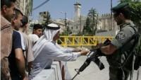 Siyonist İsrail Yönetimi İbrahim El-Halil Camii'ni Müslümanlara Kapatıyor