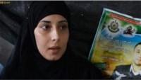 İşgal Güçleri Şehit Muhammed El-Fakih'in Eşini ve Kayınbabasını Darp Etti
