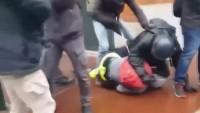 Sarı Yeleklilerin Giderek Büyüyen Protestoları Nedeniyle Macron Yurt Dışı Ziyaretlerini İptal Etti
