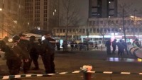 Fransa'da metro istasyonunda patlama