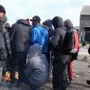 Fransa'da sığınmacılar devletin dağıttığı yemeği almadı