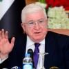 Irak Cumhurbaşkanı Fuad Masum: Bağımsızlık, kişisel arzulara göre olmaz