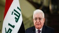 Irak Cumhurbaşkanı Fuad Masum: Türkiye askerlerini Başika'dan çeksin