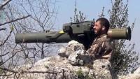 ABD Füzeleri IŞİD'in elinde