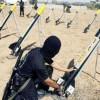 Siyonist İsrail'e füze saldırısının sorumluluğunu Kassam ve Kudüs Müfrezeleri üstlendi