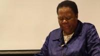 Naledi Pandor: Filistin özgürleşmeden Güney Afrika gerçek anlamda özgür sayılmaz