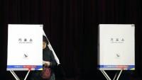 Güney Kore devlet başkanını seçiyor
