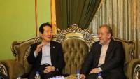 Güney Kore Meclis Başkanı, İran ile ilişkilerin artması temennisinde bulundu