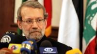 Laricani: Amerikalı yetkililerin İran seçimleriyle ilgili konuşmaları küstahçadır