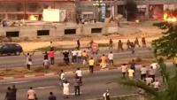 Gabon'da Devam Eden Sokak Çatışmalarında 2 Kişi Hayatını Kaybetti