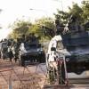 Gambiya'da güvenlik Afrikalı birliklere emanet