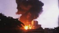 Gana'da benzin istasyonunda patlama: 150 Ölü