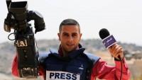 İşgal Yönetimi Gazeteci Ali Dar Ali'yi Serbest Bırakıyor 