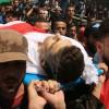 Dün Gazze'de Şehid Olan 4 Filistinli Toprağa Verildi