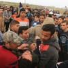 Gazze Şeridinde Yaralılardan Birinin Daha Şehid Olmasıyla Şehidlerin Sayısı 18'e Ulaştı
