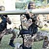 Gazze Direnişi İşgalci İsrail'in 6 Askeri Üssünü 18 Havan Topuyla Vurdu