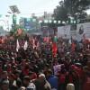 ABD'nin Elçilik Binasını Kudüs'e Taşıma Kararı Gazze'de Protesto Edildi