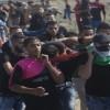 Siyonist İsrail Güçleri Gösterilere Saldırdı: Bir Filistinli Şehid Oldu