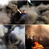 Gazze'deki barışçıl gösterilerde biri çocuk iki Filistinli şehit oldu