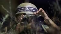 Gazze Direnişçileri Sınır Bölgesinde Konuşlanan İşgalcileri Onlarca Havan Topuyla Vurdu
