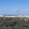 Siyonist İsrail Ordusu Gazzeyi Yine Bombaladı