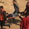 Gazze'nin Doğusunda İşgal Güçlerinin Açtığı Ateşle Biri Ağır 3 Filistinli Yaralandı