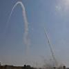 Gazze Direnişçileri Kisufum Askeri Üssünü 4 Adet Grad Füzesiyle Vurdu