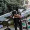 Gazze Direnişi'nin Attığı Füzeler Askalan Ve Sderot'ta İki Evi Viran Etti