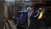 Filistinli Gençler İşgalcilere Molotof Kokteyli Attı ve Ateş Açtı