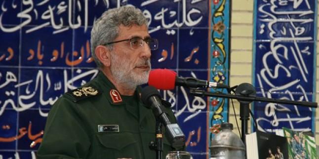 General Kaani: Amerika IŞİD'i kurmak için 7 trilyon dolar harcadı