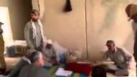 Video: General Kasım Süleymani Iraklı Mücahidlerle Toplantı Yaparken…