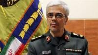 İran GenelKurmay Başkanı: Son olaylarda güvenlik güçleri silahsızdı