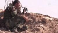 Erbil-Kerkük karayolu askeri gerginlikten dolayı trafiğe kapatıldı