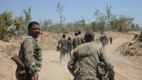 Suriye Ordusu, Doğu Guta'da ilerliyor