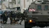 İşgal Güçleri Batı Yaka ve Kudüs'te 20 Filistinliyi Gözaltına Aldı