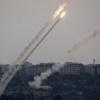 Siyonist İsrail'in Kisufum, Kerem Ebu Salim, Ulumim Ve Erez Askeri Üsleri Füzelerle Vuruldu