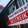 Almanya'da grev dalgası otomotiv endüstrisine ulaştı