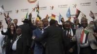Güney Afrika'da Düzenlenen 25. Afrika Birliği Zirvesi Sona Erdi