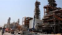 Güney Pars'ta 2600 tonluk platform kuruluyor