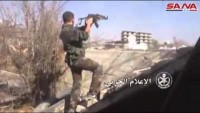 Suriye Ordusunun Doğu Ğuta operasyonlarından kareler