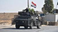 IŞİD Teröristleri Haşdi Şabi Mücahidlerine Saldırdı: 5 Şehid